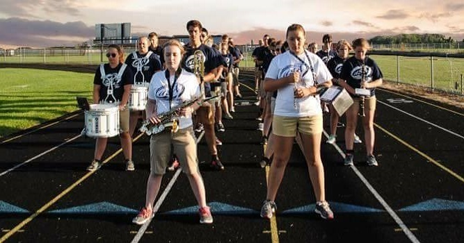 Join the USA band program!
